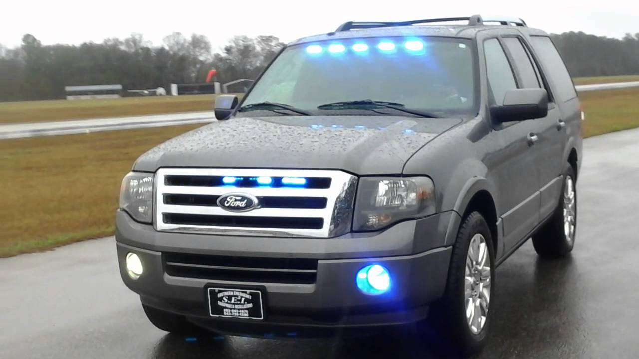 Unmarked Ford Expedition / Jasper County Coroner, - YouTube