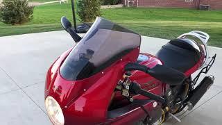 2004 Moto Guzzi V11 LeMans (2)