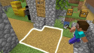 MOST EFFECTIVE ONLINE TRAPS IN MINECRAFT BY SCOOBY CRAFT GAMEPLAY