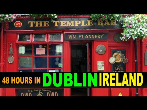 A Tourist's Guide to Dublin, Ireland