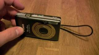 DIY Fixing broken Canon PowerShoot Elph Camera lens after being dropped on concrete