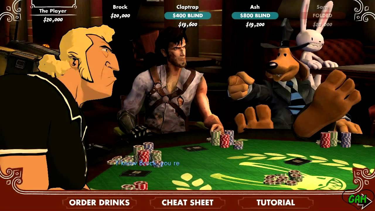 Poker night at the inventory max quotes casino roulette double zero