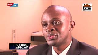 Daring Abroad/Returnees: Dr.  Anthony Kinyanjui CEO Equity Afya Centres