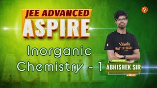 Inorganic Chemistry for IIT JEE Advanced 2019 | Your Last Minute Revision Guide
