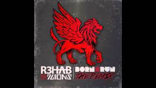 7Lions- Born 2 Run (R3hab Remix)