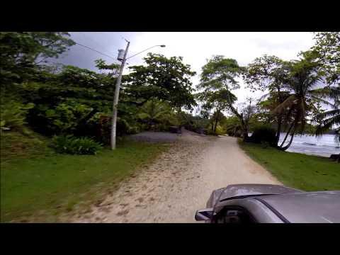 Bocas del Toro, Panama Area Tour (HD)