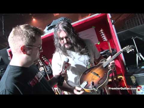 Rig Rundown - Zac Brown Band's Clay Cook