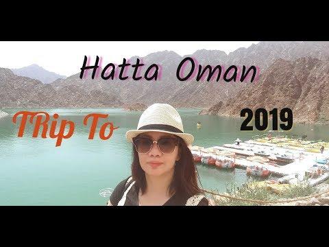 My Hatta Oman Travel Vlog