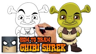 How to Draw Shrek | Drawing Lesson