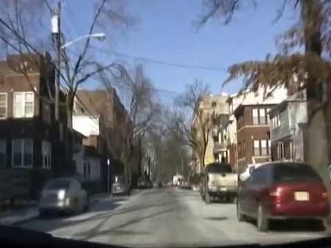Newark, NJ Drive 02 Park Ave, Mount Prospect Ave