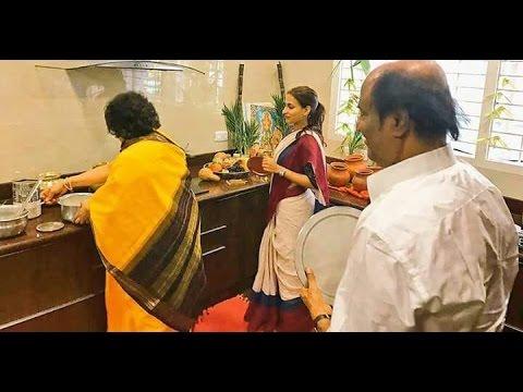 Superstar Rajnikanth Dream House Inside View