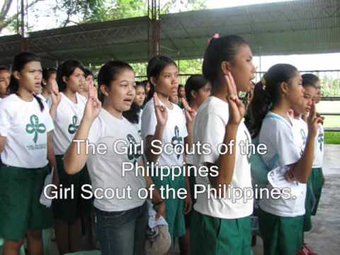 Girl Scout Song 3 GSPhilippines Hymn.wmv