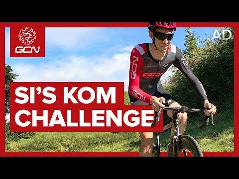 Beyond A Super Bike   Si's Hyper Bike KOM Challenge