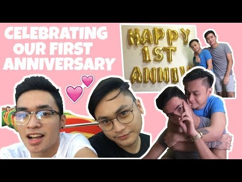 WE CELEBRATED OUR 1ST ANNIVERSARY AT D'LEONOR INLAND RESORT! YamyamyamVlog#13