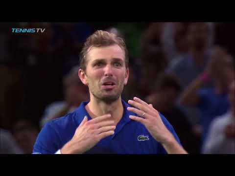 Top Emotional Moments in 2017 ATP Tennis Season!