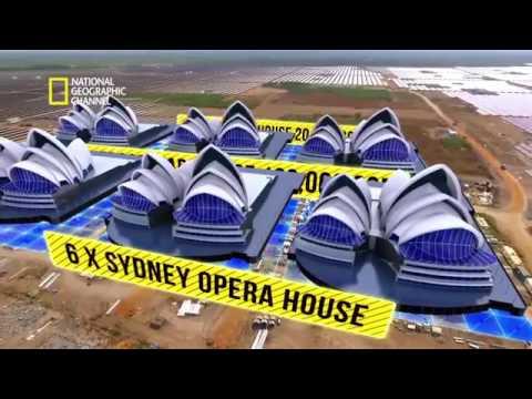 World s Largest Solar Power Plant Ever   Full Documentary