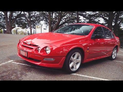 Ford AU Falcon - Shannons Club TV - Episode 57