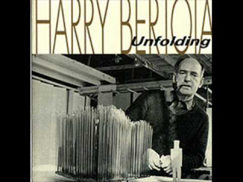 Harry Bertoia - Unfolding