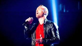 Kevin Simm Blind Audition (FULL) - 'Chandelier' - The Voice UK 2016