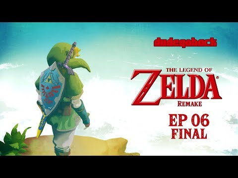 Ganon Falls, Zelda Saved | The Legend of Zelda 1-  Ep 06 [FINALE]