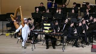 2017 선화예술고등학교 관악연주회 왕벌의 비행