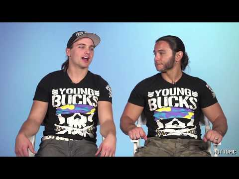 Interview: The Young Bucks
