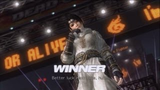 Dead or Alive 5: Ultimate - Survival Mode - Momiji #2 - Rookie Win {Full 1080p HD}