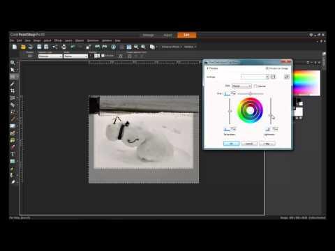 Making Your Own Meme in Corel PaintShop Pro X5