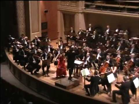 Markéta Janoušková plays Meditation from Julius Massenet