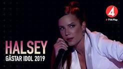 Halsey - Graveyard - Idol 2019  - Idol Sverige (TV4)