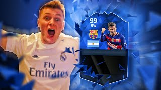 One of CapgunTom's most viewed videos: FIFA 16 - OMFG 99 TOTY MESSI IN A PACK!!! | THE BEST PACK OPENING OF ALL TIME!!!