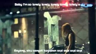 [MV] 2NE1 - LONELY (Indo Sub + Lirik)