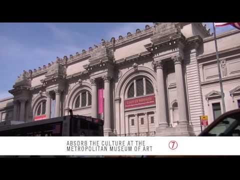 New York City - Top 10 Sights