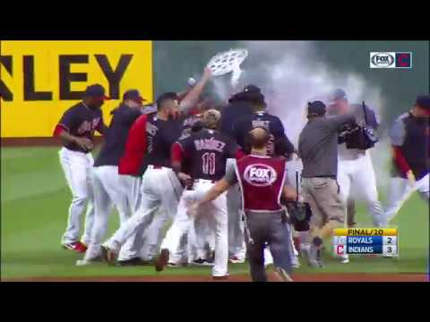 Feelin' 22: Cleveland Indians win their record breaking 22nd straight game