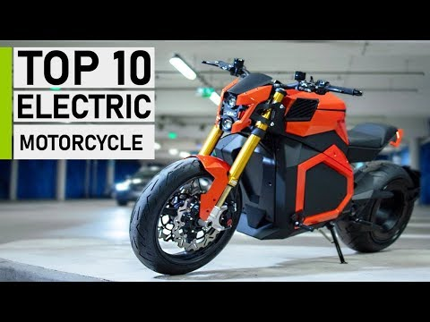 Top 10 Most Powerful Electric Motorcycles to Buy 2020