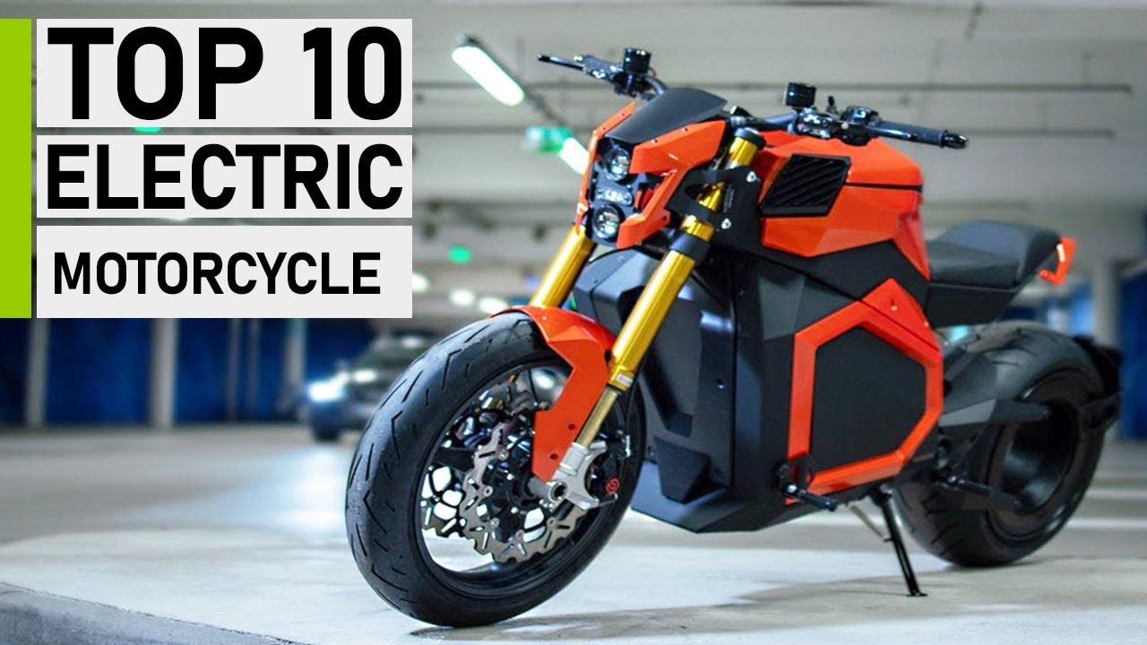 Top 10 Most Powerful Electric Motorcycles To Buy Youtube