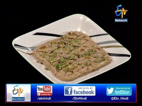 Rasoi Se   रसोई से   बटर स्कॉच तिल बर्फी   पंजाबी मिक्स अचार   On 16th Dec 2016