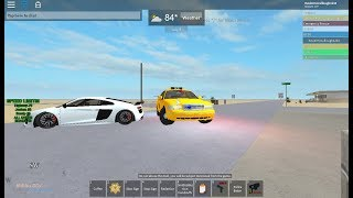 Roblox Admin Gameplay Unmarked Taxi Patrol 1HOUR EPISODE!!!!