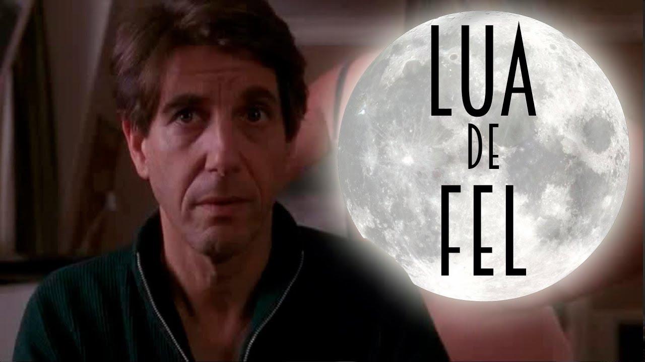 Lua De Fel L Duas Dublagens Televisao E Tv Paga Youtube