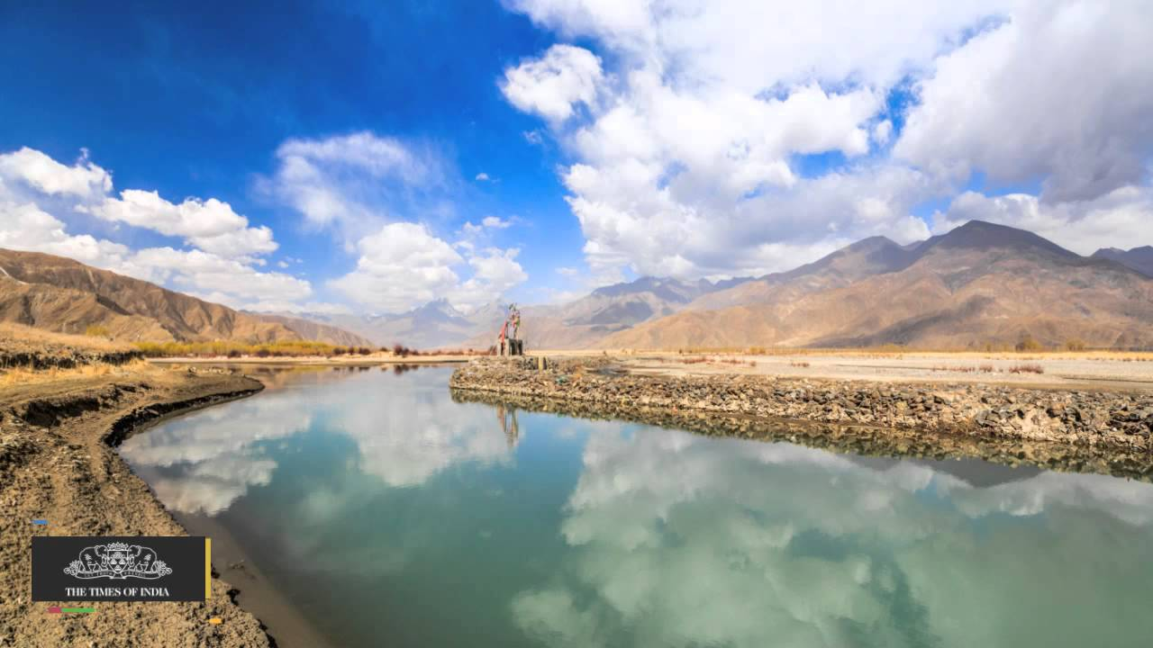 China Builds Hydroelectric Dam On Brahmaputra In Tibet