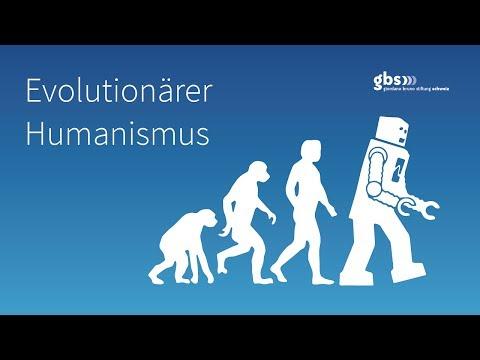 «Evolutionärer Humanismus» mit Michael Schmidt-Salomon & Adriano Mannino