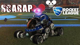 Scarap | Cosmic | Car Preview - Rocket League