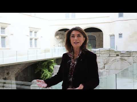 Réouverture Muséon Arlaten - Martine Vassal