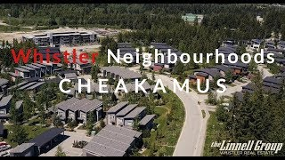 Whistler Neighbourhoods - Cheakamus