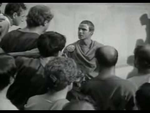 Julio César (1953) de Joseph L. Mankiewicz (El Despotricador Cinéfilo)