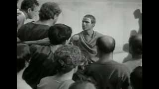Julio César (1953) de Joseph L. Mankiewicz (El Despotricador Cinéfilo) thumbnail