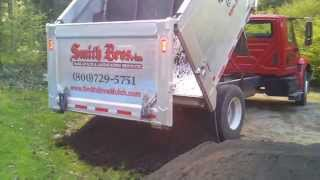 Mountains of Garden Soil Delivered For Container Gardens - See 4 cubic yards!