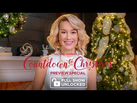 2ff50f203b9d Full Episode - 2018 Hallmark Movies Countdown to Christmas Preview Special  - Hallmark Channel