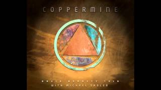 David Barrett Trio - Coppermine (feat. Michael Sadler)