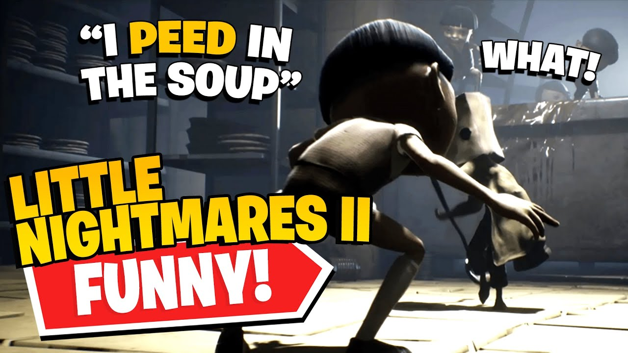Download Rico's *NEW* Little Nightmares II (Funny Compilation #29)